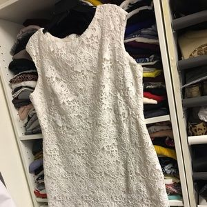 Ralph Lauren Lace dresses - Cream and Navy NWT